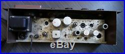 Berlant TUBE PREAMP Custom Recording Microphone Amplifier Vintage Pre