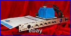 Best! FOCUSRITE PLATINUM TRAKMASTER PRO Channel Strip PreAmp / EQ /Compressor +