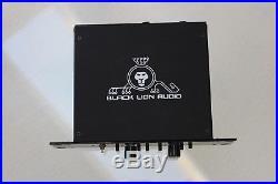 Black Lion Audio Auteur 2-Channel Microphone Preamp