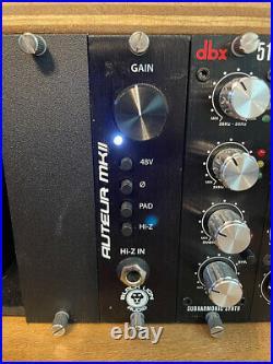 Black Lion Audio Auteur MKII 500 Series Microphone Preamp