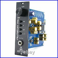 Black Lion Audio Auteur MKII 500 Single Channel Microphone Preamp