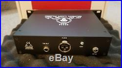Black Lion Audio #B12A MKII Single-Channel Mic Preamp BARELY USED