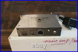 Black Lion Audio B173 Preamp, WithBox and power supply, clean