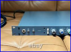 Brent Averill 33122A Vintage Neve module racked Preamp + EQ
