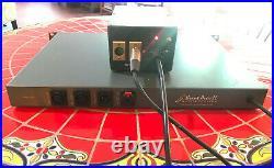 Brent Averill AUDIX 35102 British Pre Amp EQ RARE 90's MARINAIR Transfrormers