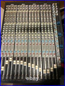 CAD Maxcon Recording Console FROM OUR TRIDENT NEVE PULTEC AMS STUDIO