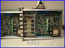 CALREC PQ1161(4)&(2) DL1656 Compressor Limiters/ (2) DL1625 Comp/Expander/Gate