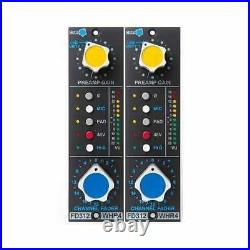 CAPI FD312 Heider Mic Preamp PAIR Consecutive Serial Numbers