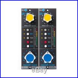 CAPI Heider FD312 WHR4 Microphone Preamp Consecutive Pair Atlas Pro Audio