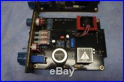 CAPI classic audio products of illinois VP26 Litz Trans. API 2520 vintage opamps