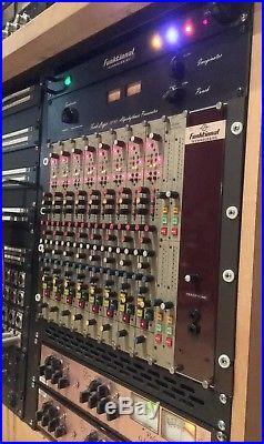 Cadac 8 Channel Input x 4 Output Mic Pre / Eq 8x4 J Submixer Lundahl Neve