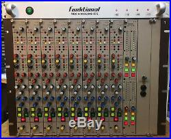 Cadac 8 Channel Mic Pre Eq Input x 4 Output 8x4 G Type Submixer Rack Vintage