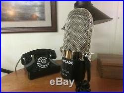 Cascade Microphones VICTOR Ribbon Microphone (NOS)