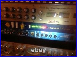 Chandler Limited Germanium Preamp/DI Microphone Preamp with Power Supply