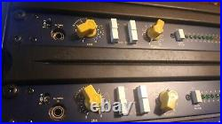 Chandler Limited Germanium Preamp / DI x 2 including Rackmount Power Supply Unit