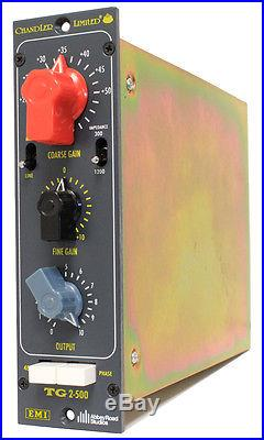 Chandler Limited TG2-500 Mic Preamp / DI