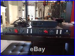 Chandler Limited TG2 Abbey Road Special Addition Stereo Preamp With Power Unit