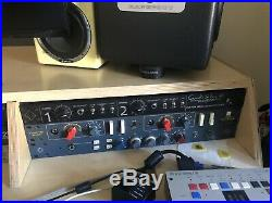 Chandler Limited TG2 EMI Abbey Road Stereo Microphone Preamp with Power Supply