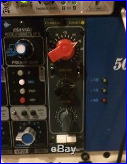 Chandler TG2 500 Series Mic Preamp