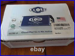 Cloud Microphones CL-1 Cloudlifter 1-channel Microphone Activator Preamplifier