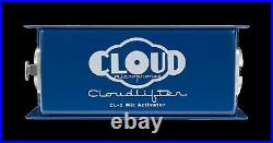 Cloud Microphones CL-1 Cloudlifter Mic Activator + Extra XLR Cables and Cloth