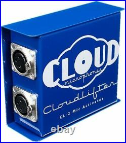 Cloud Microphones Cloudlifter CL-2 2-Channel Mic Activator for Microphones