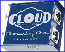 Cloud Microphones Cloudlifter CL-2 Microphone Activator Microphone Preamplifier
