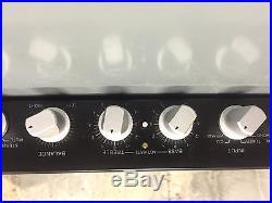 Crown PSL-2 Dual-Channel Preamplifier
