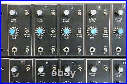 Custom Preamp designed by David Boch of Soundelux Microphones