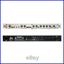 DBX 286S Microphone Mic Preamp Channel Strip 691991401237 Open Box
