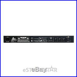 DBX 286S Microphone Preamp Processor Channel Strip 286 S Pre Amplifier New