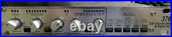 DBX 376 Tube Channel Strip Mic Preamp, EQ, Compressor