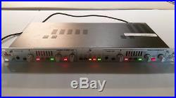 DBX 386 2 Channel Dual Vacuum Tube PreAmp with Digital Out