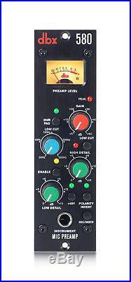 DBX 580 500-Series Mic Pre