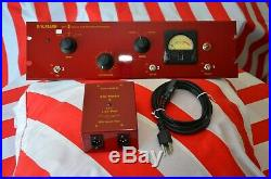 DW Fearn VT-1 Tube Mic Preamp with LP-1 (Excellent Condition Minor Blemishes)