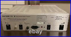 D. W. Fearn VT-2 Dual Channel Vacuum Tube Microphone Preamplifier. MINT