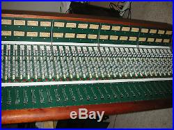 Daking 32 Channel mic pre-amp professional mixing console 1112 sidecar mint warr