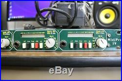 Daking Mic Pre IV 4-Channel Microphone Preamp and DI