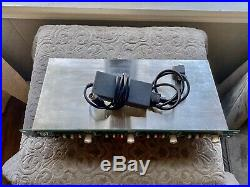 Daking Mic-Pre IV 4-channel Class A Microphone Preamp REALLY CLEAN