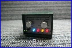 Daking Mic Pre One (1-ch Mic Preamp) - Z7