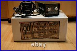 Daking Mic Pre One Microphone Preamp