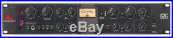 Dbx 676 Tube Microphone Preamplifier Channel Strip / mic pre amp, FREE SHIPPING