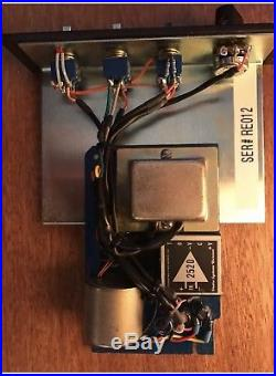 Demedio/Walley Heider 500 Series API Vintage Mic Pre Pair Rare
