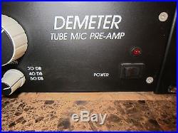 Demeter Tube Mic Pre-amp model VTMP-2