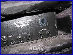 Digitech 2112 Studio Guitar System withTube Preamp and Rok Sak Soft Side Rack Case
