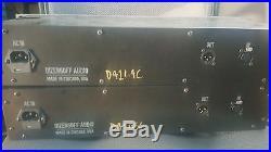Dizengoff Audio D4 mic preamp 1