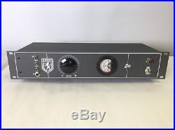 Dizengoff Audio DA2 Tube Microphone Preamp Demo Unit, Excellent Condition