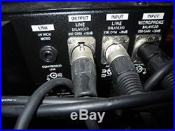 Drawmer 2 Channel Tube Mic Preamp & Compressor