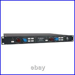 EU Alctron MP73X2 2-Channel Dual 1073 Microphone Preamp