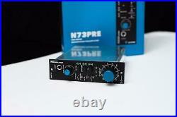 EU N-SONIC N73PRE 500 Series 1073 Style Microphone Preamp